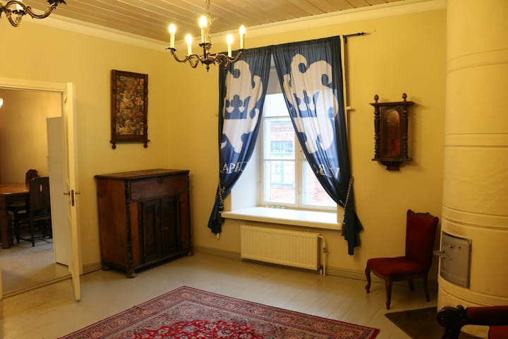 Apartment in Suomenlinna UNESCO