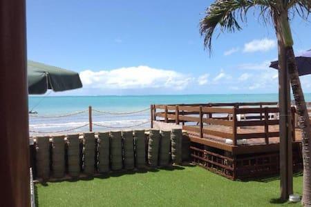 Duplex Beira-Mar em Maragogi