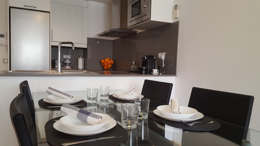 Fantastic apartment in the center of Girona