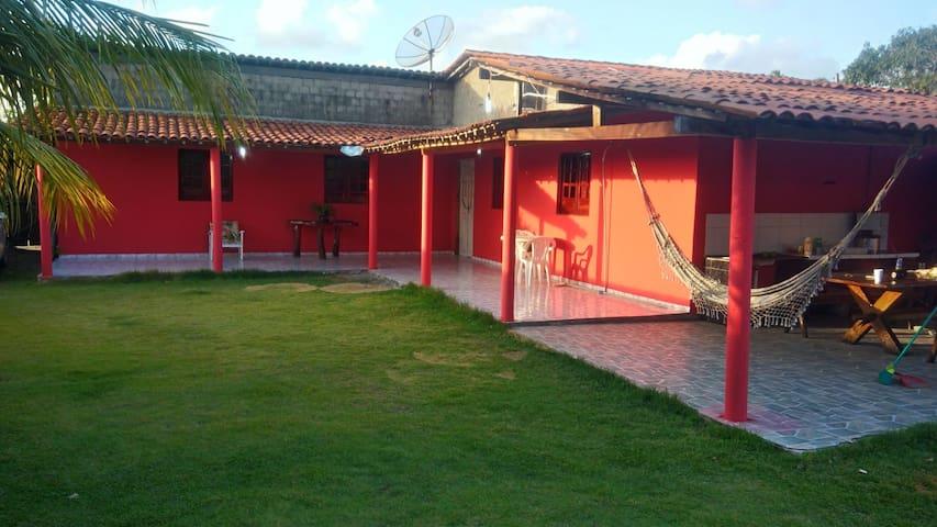 Casa Praia/Veraneio PORTO DE PEDRAS( Tatuamunha)