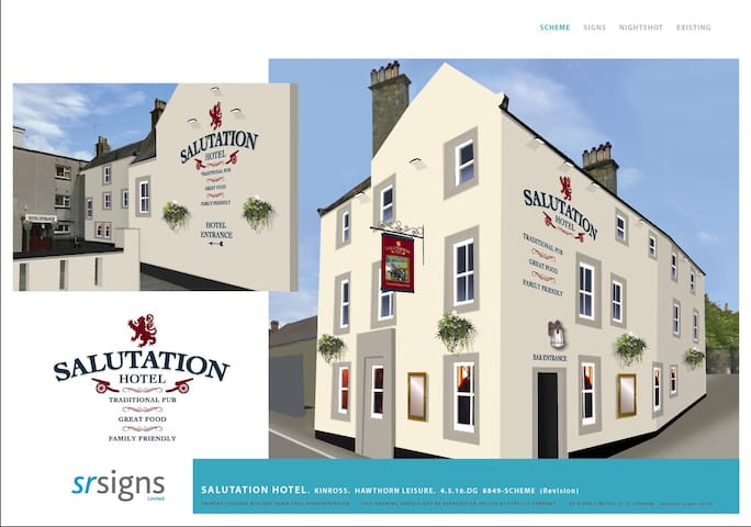 Salutation hotel Kinross - Kinross - Other