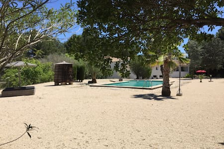 Hacienda de charme 4 hectares. - Ontinyent