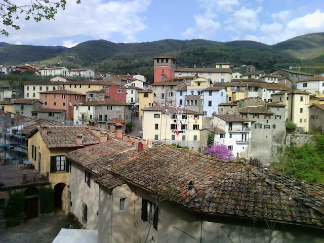 Casa GINEVRA - Loro Ciuffenna - Condominio
