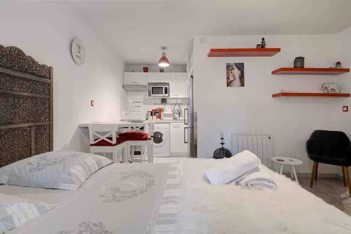 L'Oasis - Appartement Parking & Netflix Offert *