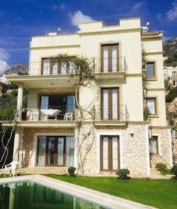 Beautiful self contained 2-bed flat - Kalkan