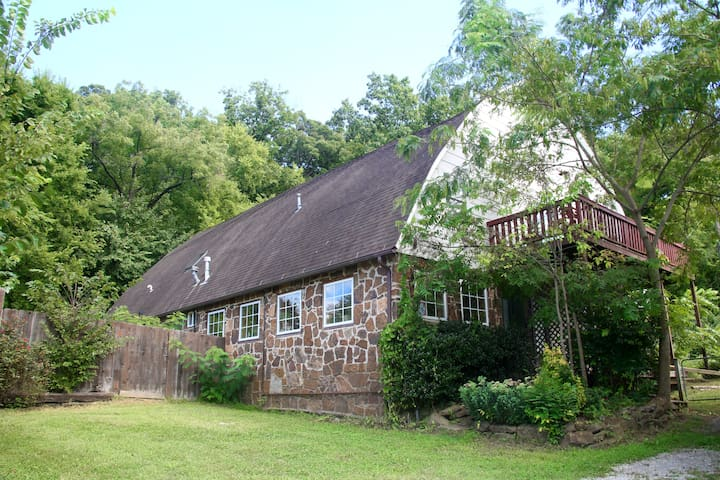 Former BnB in West Fork! 2400 SF - West Fork