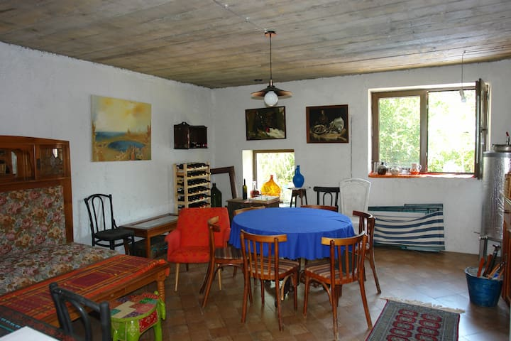Shalauri / 5 mins from Telavi / Arts and Vineyard