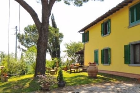 Charming  Tuscan Country house - Fucecchio