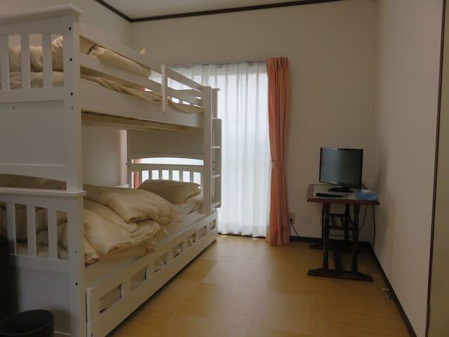 Sanjamachi guest house sakura room