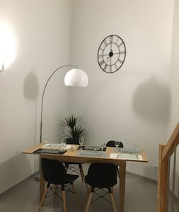 Appartement cosy type loft à Reims - Reims