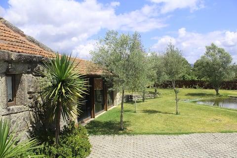 Casa do Palheiro - Quinta d'Eira Velha - Gerês