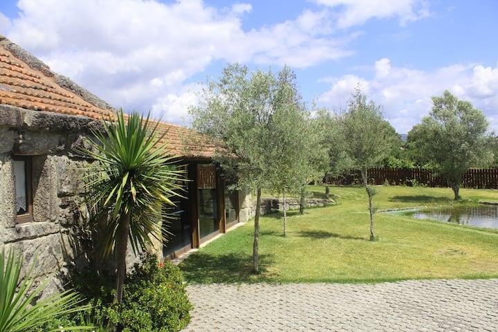 Casa do Palheiro - Quinta d`Eira Velha - Gerês
