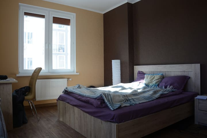 "Hot Deal - ""LightHouse"" of Minsk - city center!!! - Minsk - Apartamento"