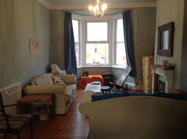 Cosy double room in 2 bedroom flat - Newcastle upon Tyne - Apartment