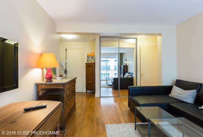 one bedroom / Ternes Porte Maillot