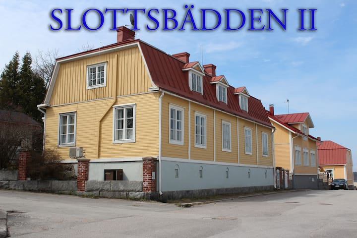 SLOTTSBÄDDEN II - Tammisaari - Apartemen