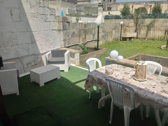 A casa di nonna tina