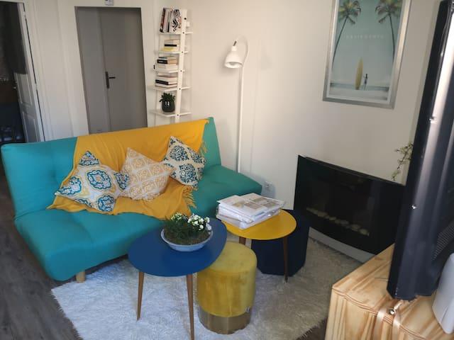 Appartement cosy proche centre ville