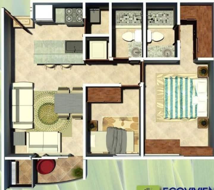 Apartamento Ecovivienda 2