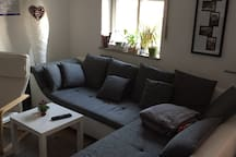 Schöne,helle 40qm2 Wohnung in ruhiger Wohnanlage