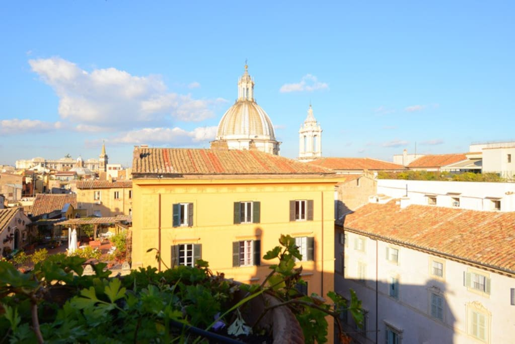Campo de fiori lovely apt up to 4 2 apartments for rent for Airbnb roma