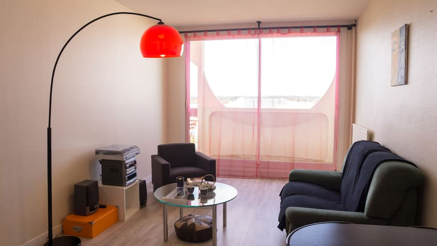 50m2 bright apartment - Angers - Leilighet