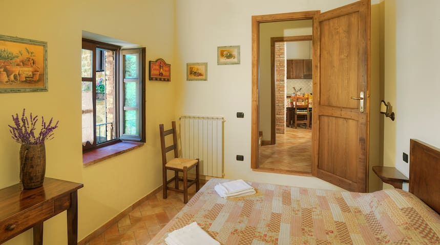 Relaxation tranquility silence - Gubbio - Bed & Breakfast
