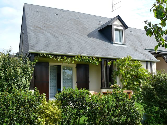 Maison dans résidence proche Deauville/Trouville. - Touques - Дом