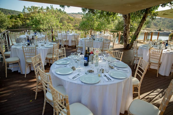 Wedding Waterfront Venue in Portugal