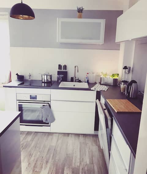 appartement noble Ville/Maschsee/Messe