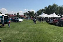 Early Iron Car Show Alamosa in September 2017