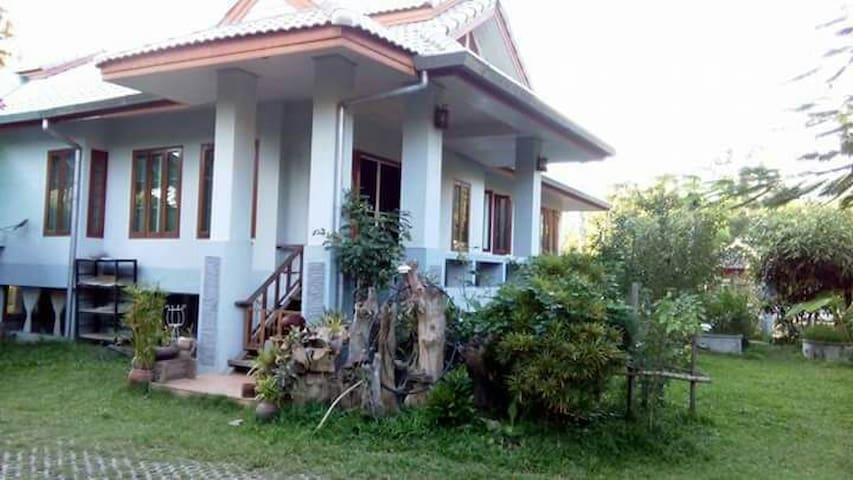 3. Your second home in Chiangmai.
