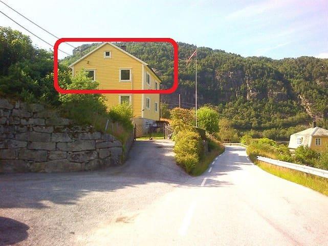 Cozy Apartment in Hjartholm - Sogn og Fjordane