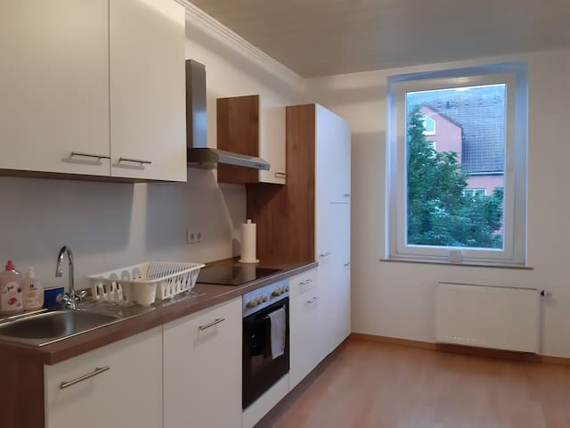 Apartment in the Heart of Leverkusen near Cologne