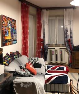 Stanza in appartamento in centro a Villadossola