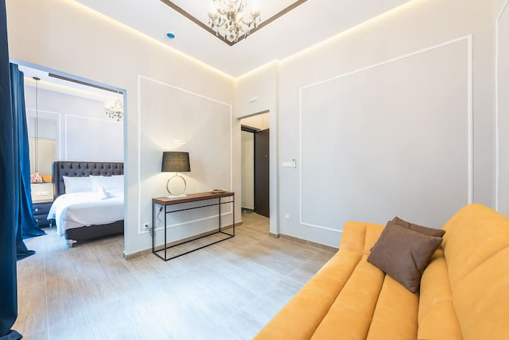 """Syntagma Suite Luxury Living Lodge One """"LLL1"""" - A4"""