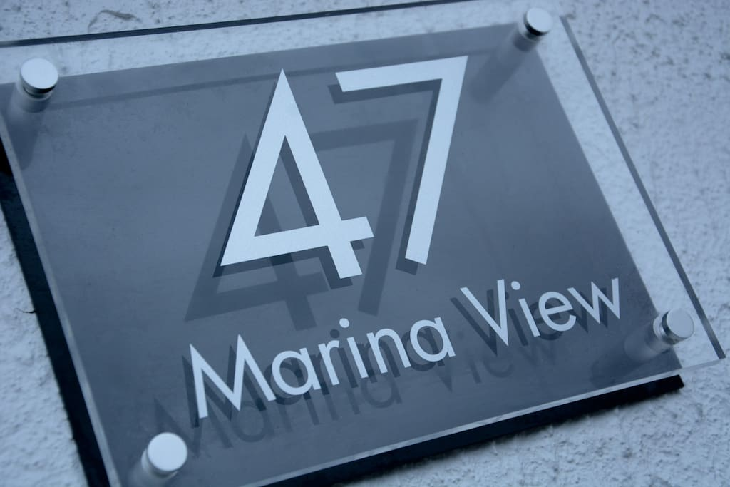 Marina View...the name says it all!!