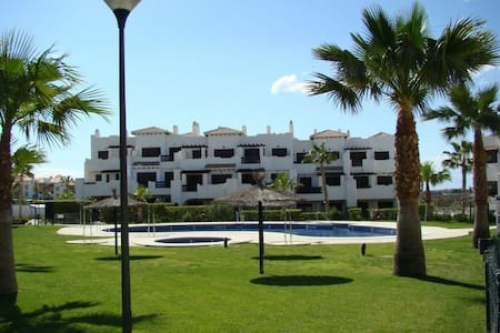 Atico de lujo en Vera-Playa - Vera - Appartement