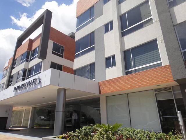 Linda suite en sector estratégico de Quito