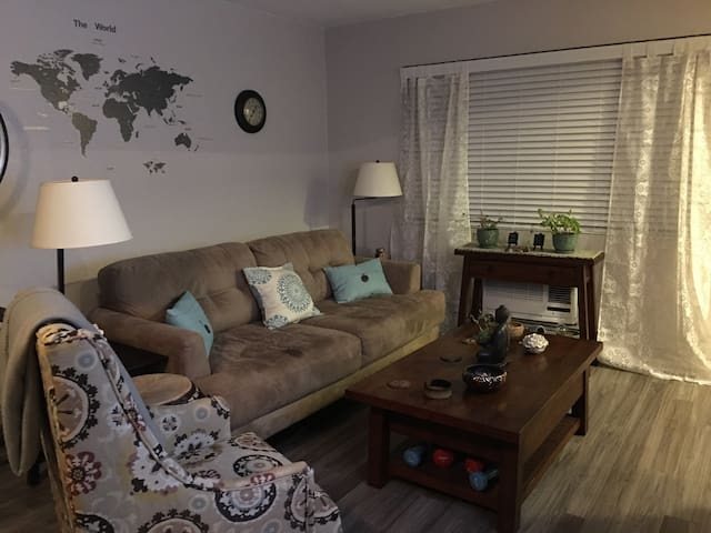 Close to downtown Denver and I-70. - Denver - Appartement