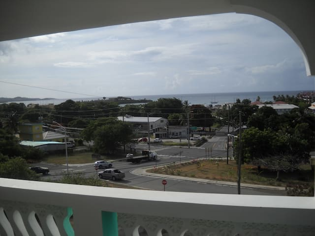 Beautiful Island views of Christiansted St. Croix - Christiansted - Casa