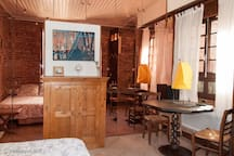 St Sernin, charmant studio calme