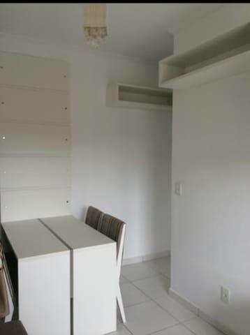 Novo e aconchegante - 1 dormitório - Taubaté - Apartment
