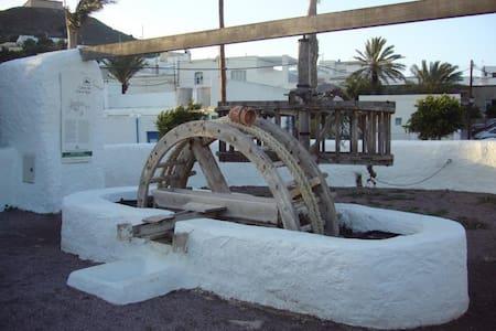 CASA EN PARQUE NATURAL CABO DE GATA-NIJAR - El Pozo de los Frailes