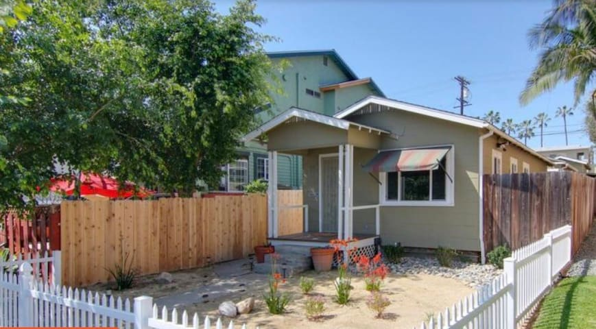 Cozy Urban Cottage in the Heart of North Park!