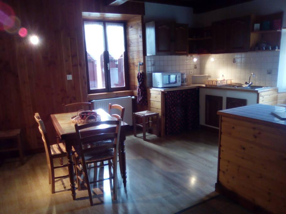cuisine- espace repas