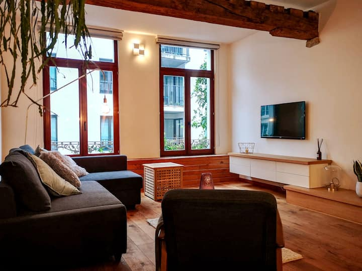Charming and cosy apartment in the old town
