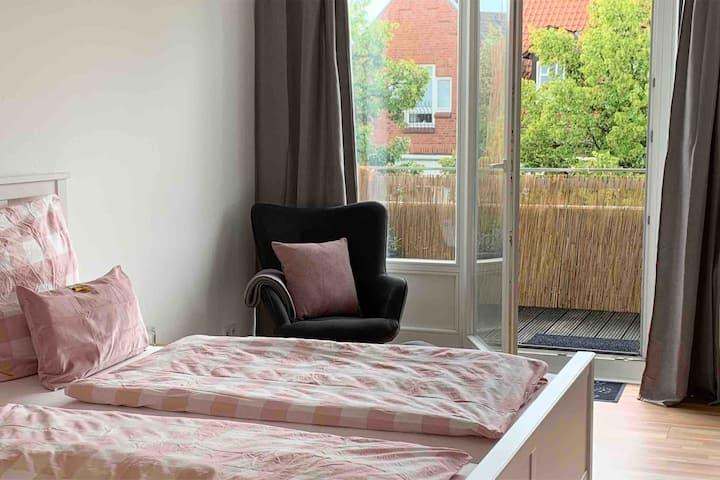 City-Lage Lüneburg 1 Zimmer Appartement