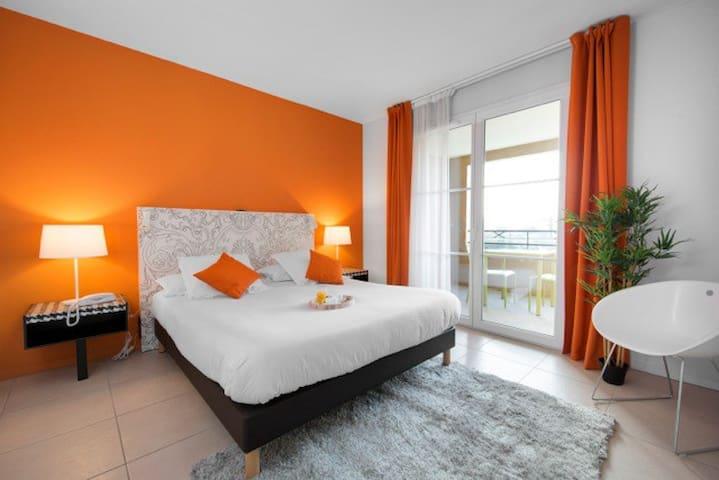 Appartement T2 Moderne et Chic proche de Cannes