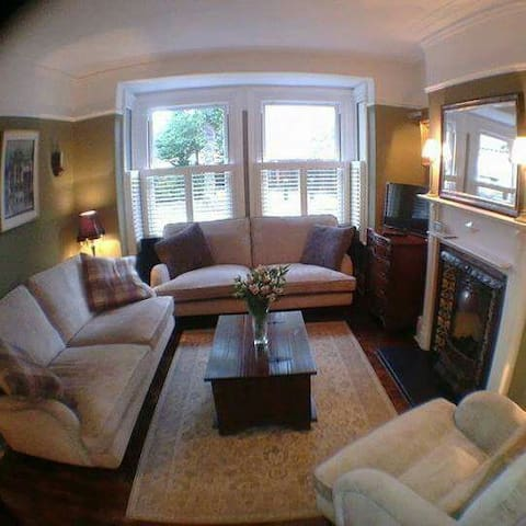 2 Great Location Edwardian House - Hull - Huis